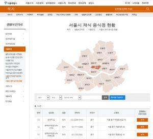 ソウル市、ベジタリアンレストラン948店をオンラインで公開