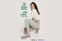 ソウル市民が分別・排出した透明色のペットボトルがレギンスに!