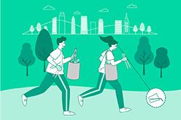 「地球の日」記念市民参加エコキャンペーンを実施