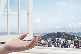 ソウル市、『1時間ごとに10分以上窓を開けよう』換気キャンペーン実施