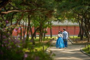 チャンギョングン(昌慶宮)大温室