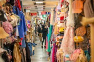 トンデムン(東大門)衣類専門卸売市場 (ソウル未来遺産)