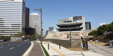 セジョンデロ(世宗大路)サラムスプギル(人・森・道)が5月に全面開放、歩行にやさしい都市・ソウルの新たな目玉