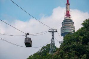 ナムサン(南山)タワー