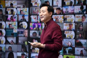 ネチング(私の友達)ソウル子ども記者団オンライン委嘱式