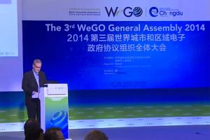 ソウル市主導によって創立された「世界スマートシティ機構(WeGO)」10周年記念ソウル総会