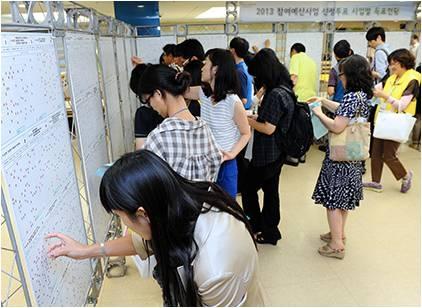 市民の手によるソウル市の予算