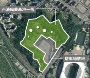 マポ(麻浦)石油備蓄基地
