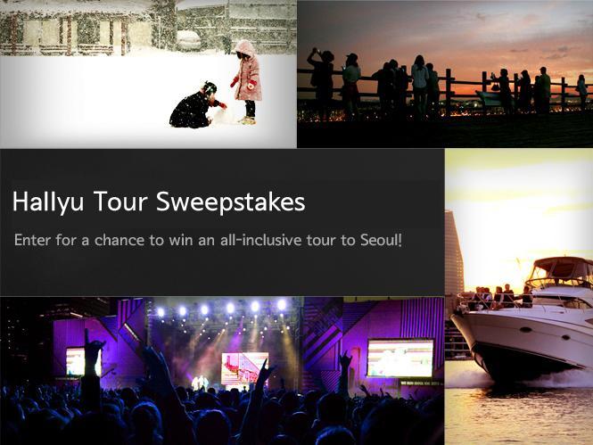 Win a Free Trip to Dream City Seoul