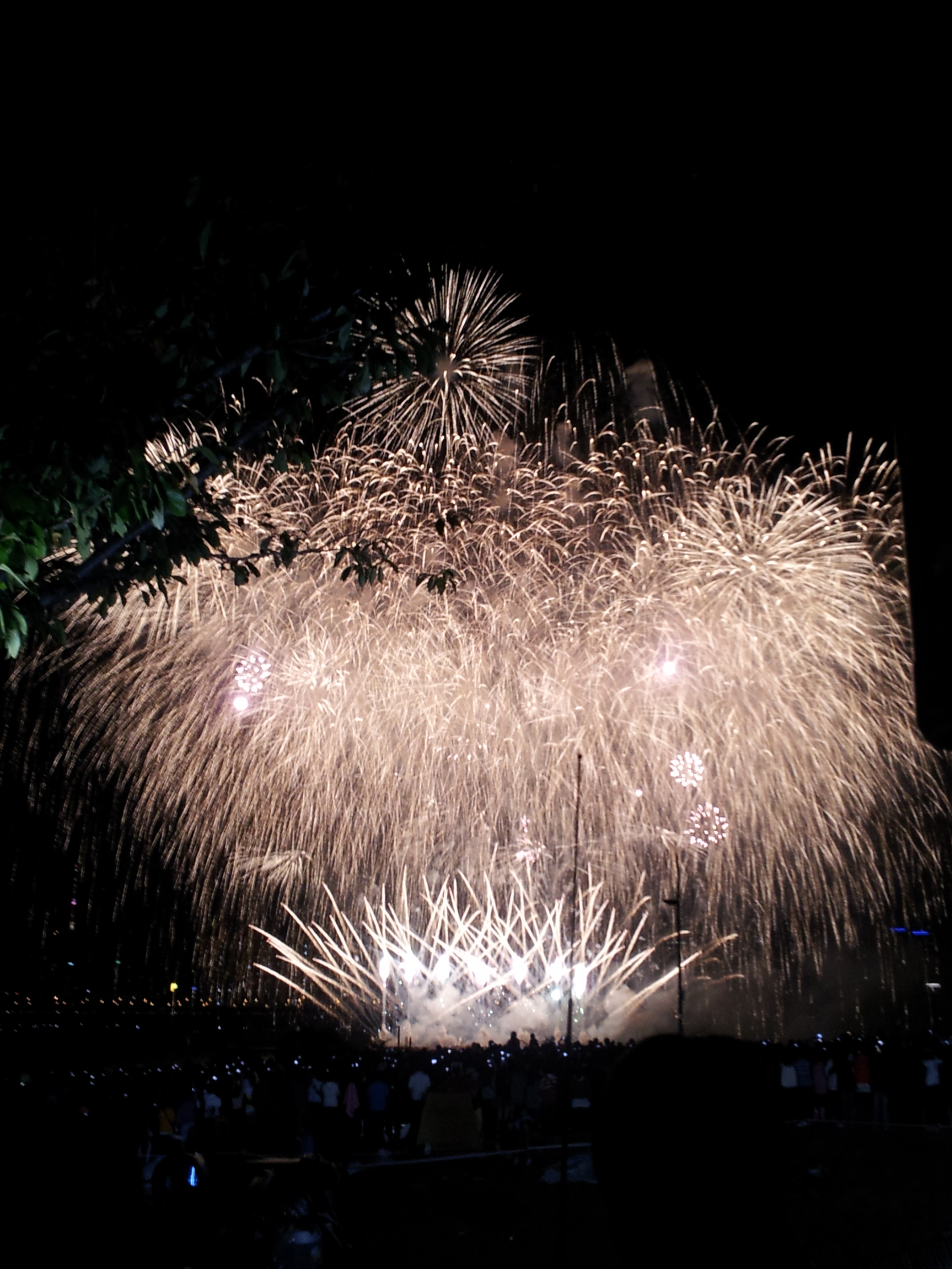 3rd Global Seol Mate Mission: The Yeouido Fireworks Festival in Seoul