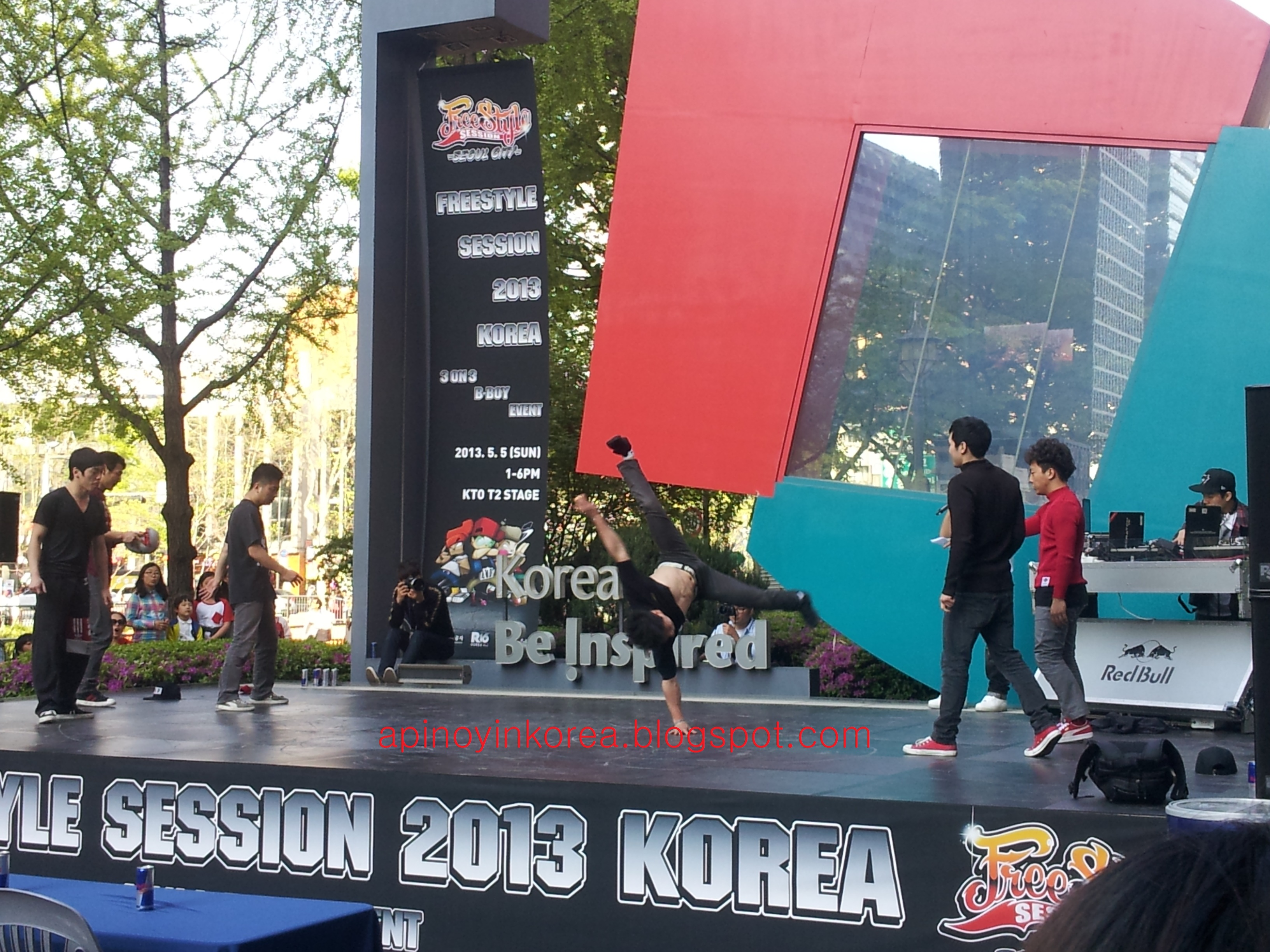 3rd Global Seol Mate Mission: The Seoul B-Boys