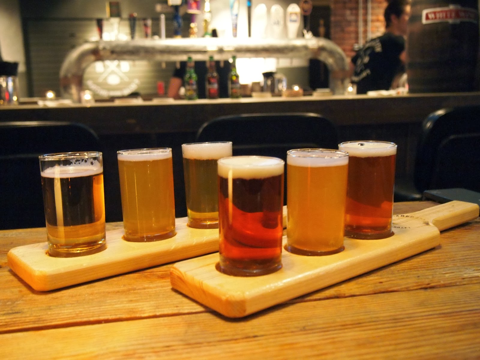 Cargo 127: Craft Beer and Pub Grub Perfection in Itaewon