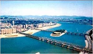 Hangang(River)