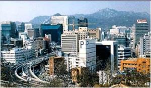 Myong-dong  Chungmuro