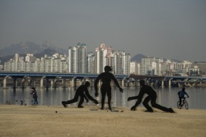 Scenes of Seoul-People, City and Street Scenes