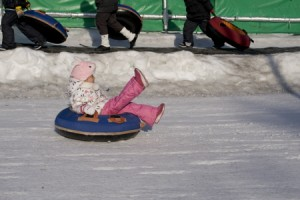 Sports- Ice skating, Sledding and Ssirum