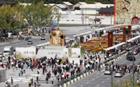 1千万人が訪れた光化門広場