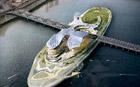 世界レベルの文化芸術ランドマーク、漢江芸術島が2014年に完成