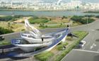 汝矣島に都市ギャラリー作品「風の道」が登場