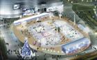 17日、ソウル広場のスケート場がオープン