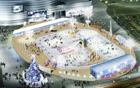 「衣替えを終えたソウル広場のスケート場で素敵な思い出を」