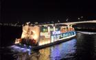 漢江遊覧船、クリスマス・ワインパーティーなど特別遊覧船を運営