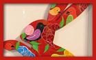 北ソウル夢の森ドリームギャラリーの民画展