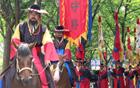毎週火曜日、徳寿宮に騎馬隊が登場