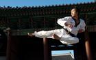 テコンドー(跆拳道)実演、今年は南山コル韓屋村で開催!