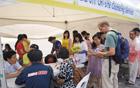 外国人出張移動相談に健康診断サービスを追加