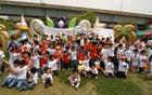 5月、外国人のための文化祭が開かれる