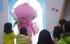 こどもの日に「アリス(阿利水)の国」で多彩なイベントが開かれる