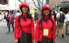 ソウル市、観光案内員の専門性を高める公式ユニフォーム初公開
