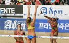 「2011世界女子ビーチバレーボールソウルチャレンジャー」開かれる