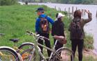 今週の外出は自転車+環境にやさしいおやつ作り!