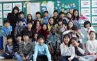 ソウル市の小・中・高校のグローバル文化教育が大人気