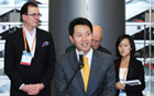 オ・セフン市長「韓国MICE産業展」開幕式に出席