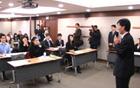 外国人大学生、ソウル市庁でのインターンシップを開始