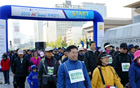 「201Hi!ソウル・ウォーキング大会」を開催
