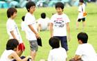 国内外の青少年7千人が参加するキャンプ祭り