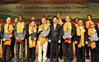 16人の外国人、「2011ソウル市名誉市民」に選ばれる