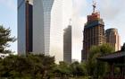 国際金融の中心地、汝矣島「ソウル国際金融センター」10月入居開始