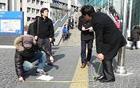 トゥクソム駅〜ソウルの森への道がバリアフリーになる