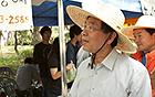 朴元淳市長、「農夫の市場」の開幕式に出席
