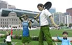 大韓民国都市農業博覧会を開催