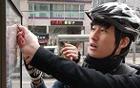 [朴元淳の市政日記21]自転車とタクシーに乗ってきたヒーロー