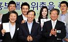 希望ソウルの広報大使、市民と触れ合う!