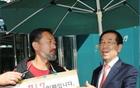 [朴元淳の希望日記301] 朴元淳(パク・ウォンスン)ソウル市長、 住居を接収された住民に再び生活の場を…