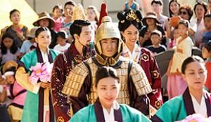 ソウル市、漢城百済の観光名所化を目指ざし、創作ミュージカル「移都漢山」開幕