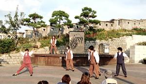 ストーリーテリングによるソウル観光地化プロジェクト、漢陽都城第1弾